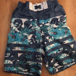 🎒 Big boy swim trunks